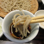 小松庵 総本家 - 普通のつゆで蕎麦を