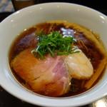 らぁ麺 すぎ本 - 醤油らぁ麺