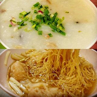昼は粥麺専家(チョッミンチュンガー)、夜は中華バルとして!