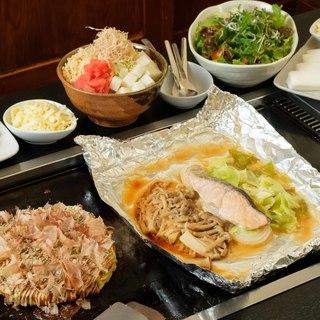 食材にこだわり!日替わりステーキや産直の新鮮野菜を堪能☆