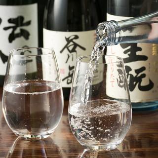 店長おすすめの日本酒