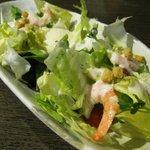 8324029 - 海老と半熟たまごのシーザーサラダ