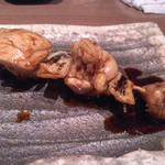 豆助 - ジャンボ焼き鳥