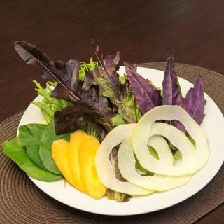 やんばる島野菜