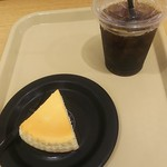 チーズガーデン - 季節のケーキ