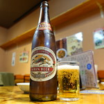神田餃子屋 - クラシックラガー大瓶