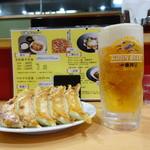 石松  - 浜松餃子とルービー