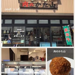 飛騨牛肉のかた山 - 料理写真:
