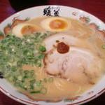暖暮 - 煮玉子入りラーメン700円