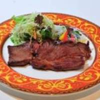 ビストロ - US牛ステーキ