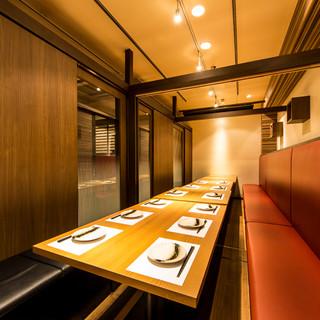 名駅注目の個室空間★絶品肉バル×完全個室スペース♪
