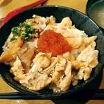 北本の貝や。 - 3色サーモンハラス丼‼