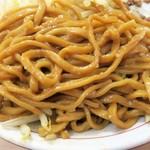 谷島屋 - 麺(大盛)