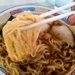 あら川 - 麺リフト