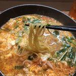 83254853 - 台湾屋台風担々麺(800円税込)