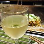 広島流 お好み焼き 鉄板料理 がんす - サン・ヴァンサン(白)