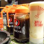 広島流 お好み焼き 鉄板料理 がんす -