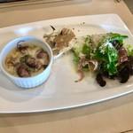 コピーヌ - 前菜3種