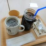 プランタン ブラン - ホットコーヒーとノンカフェインコーヒー