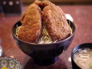 ガロ - ソースカツ丼~☆