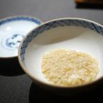 茶禅華 - フカヒレ雑炊
