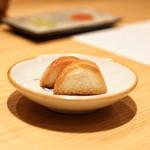 鳥匠 いし井 - ☆山芋の醤油漬け