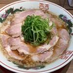 83262807 - チャーシュー麺(醤油)