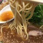 83262819 - チャーシュー麺アップ