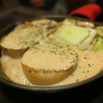 310 saredowa - 皮ごと大根のステーキ ~ポルチーニ茸ソース~