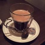 銀座 海老料理&和牛レストラン マダムシュリンプ東京 - コーヒー