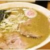 吉岡 - 料理写真:マイルド魚介ラーメン+味玉 780+100円 濃厚ながらもマイルドですごく食べやすいです。
