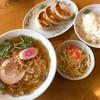 雅 - 料理写真:A.餃子セット