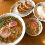 ラーメン 雅 - A.餃子セット