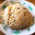 ラーメン 雅 - セットの炒飯