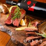 Rojoc - お肉好きにはたまらない、厳選肉の盛り合わせ『お楽しみ! シェフにおまかせ肉料理』