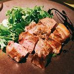 赤坂 なが坂 - 豚肉のソテーバルサミコソース