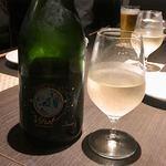 赤坂 なが坂 - 特別にスパークリングワインを♡