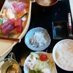 わらべ菜魚洞 - 子供ランチ