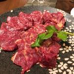 サクラ 馬ール - 桜鍋よう肉