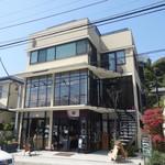 鎌倉 長谷珈琲&ガレット - 2階です