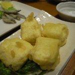 菜酒家FU-KU - 島豆富の天ぷら