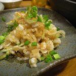 菜酒家FU-KU - ミミガーのおろしポン酢