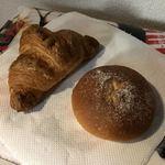 COPAIN MONTMARTRE - クロワッサン & ドライパインとクリームチーズ