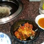 焼肉の金海 - 白菜キムチ