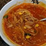 焼肉の金海 - 野菜がたっぷり