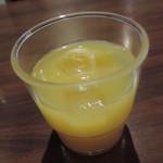 個室和食×肉バル KURA  蔵 - ドリンクバーのオレンジジュース