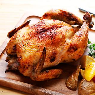 銘柄鶏のロティサリーチキンを【テイクアウト】いただけます♪