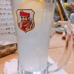 串幸 - レモンサワー