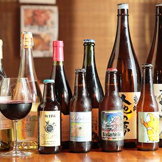 """日本酒、ワイン、クラフトビール…""""日本の酒""""完全網羅!"""