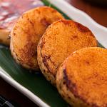 とめ手羽 - 山芋の九州醤油焼き